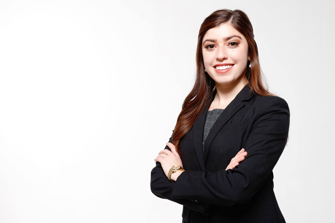 Attorney Samantha Parisi