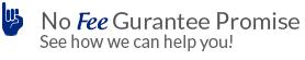 No Fee Guarantee Promise